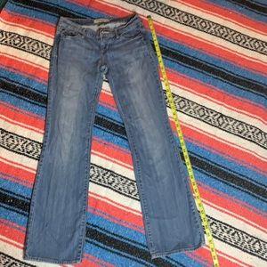 Abercrombie & Fitch Emma Stretch Jeans Sz OS
